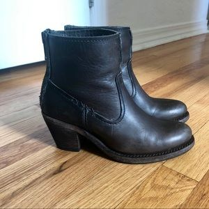 Frye Leslie Artisan Booties - Retired Style